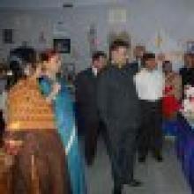 Photos of Exhibition and Tree Plantation - KV No.1 Bhopal